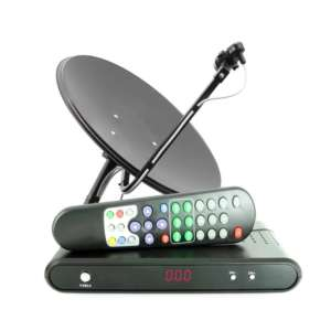 European and asian Satellite Channels