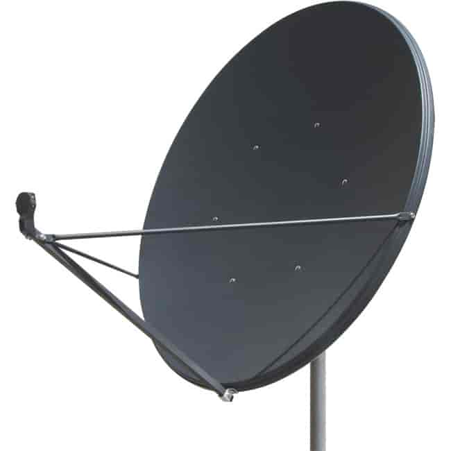 Asian Satellite Dish Installer