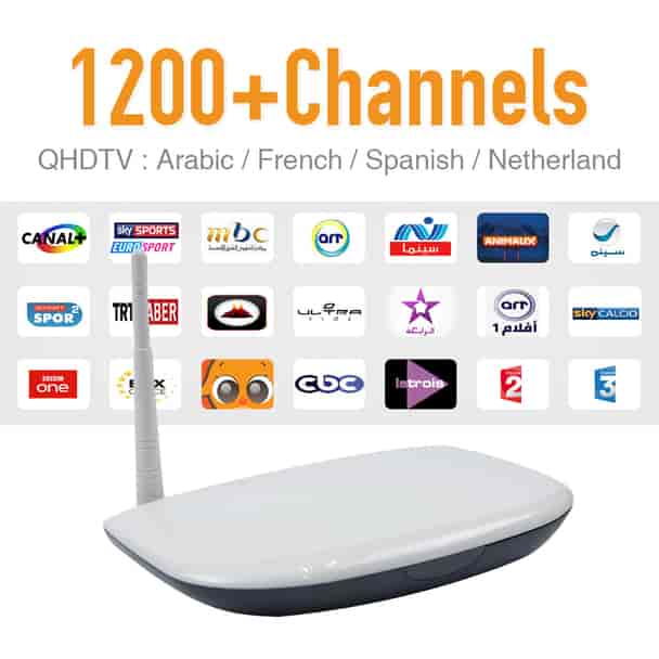 French Satellite Installers – French Channels – French Satellite TV Installation