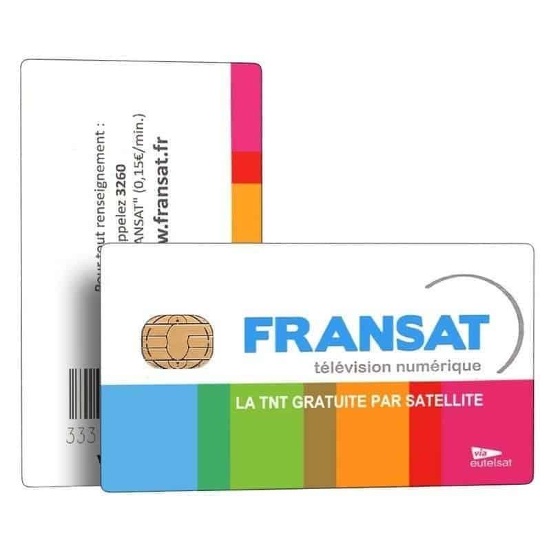 French Satellite Install