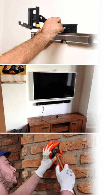 TV Bracket Installation Costs