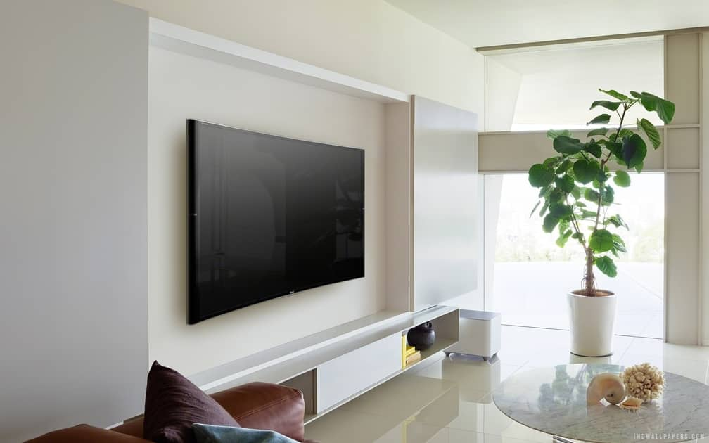 tv installation costs
