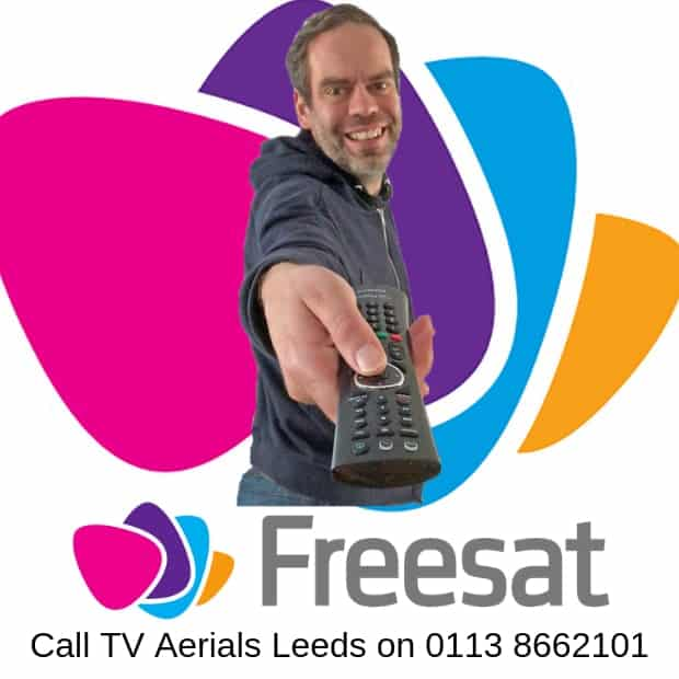 TV Aerials Meanwood - Fresat Satellite Installer