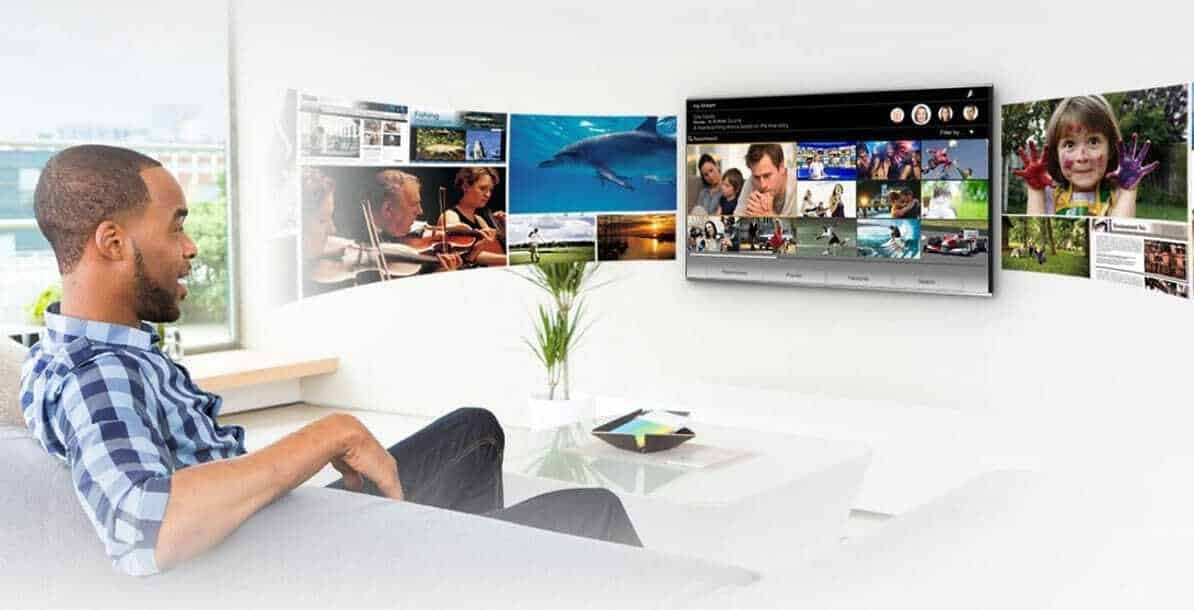 Smart TV Installation Services Near Me