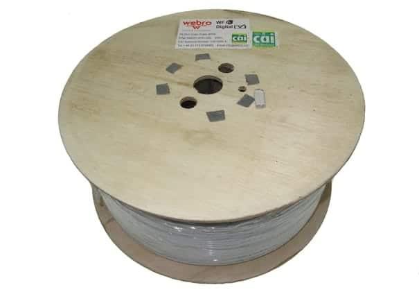 CT100 Coax Cables