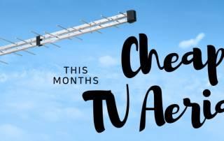 Cheap TV Aerial
