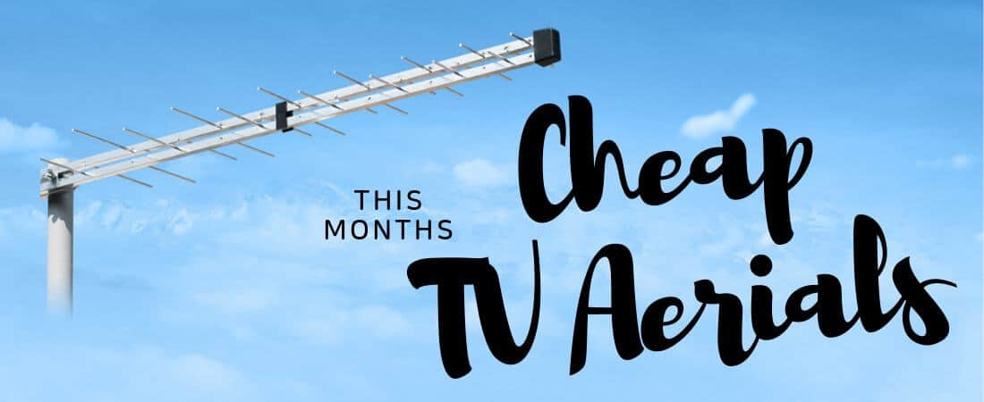 Cheap TV Aerial