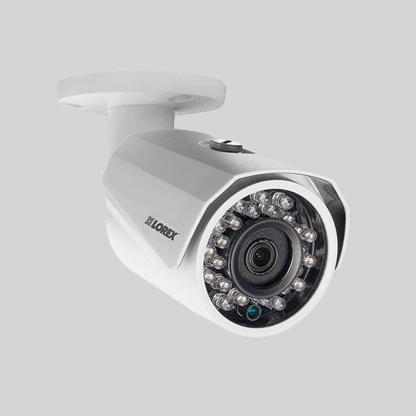 CCTV Camera Installation - Lorex CCTV Camera Kit