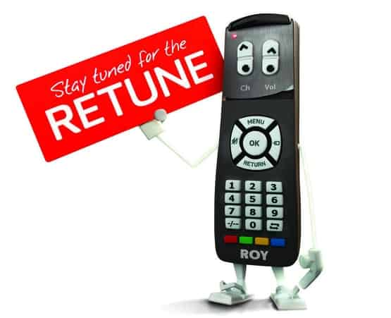 TV Retune near me