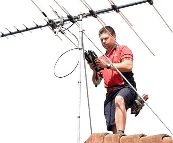 TV Aerials Manchester - TV Aerial Repairs in Manchester